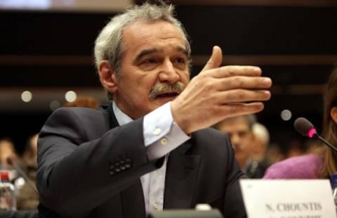 «Βέλη» Χουντή στην ΕΕ για την καταστροφή των χημικών στη Μεσόγειο