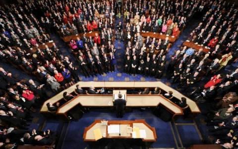 Εγκρίθηκε από το Κογκρέσο το νομοσχέδιο για το όριο δανεισμού των ΗΠΑ