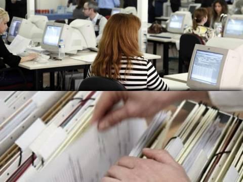 Στο ΑΣΕΠ οι φάκελοι των 35.000 μονίμων του 2006