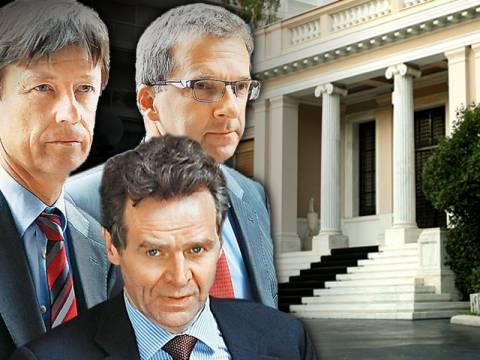 Προς αναζήτηση συμφωνίας με την τρόικα η κυβέρνηση