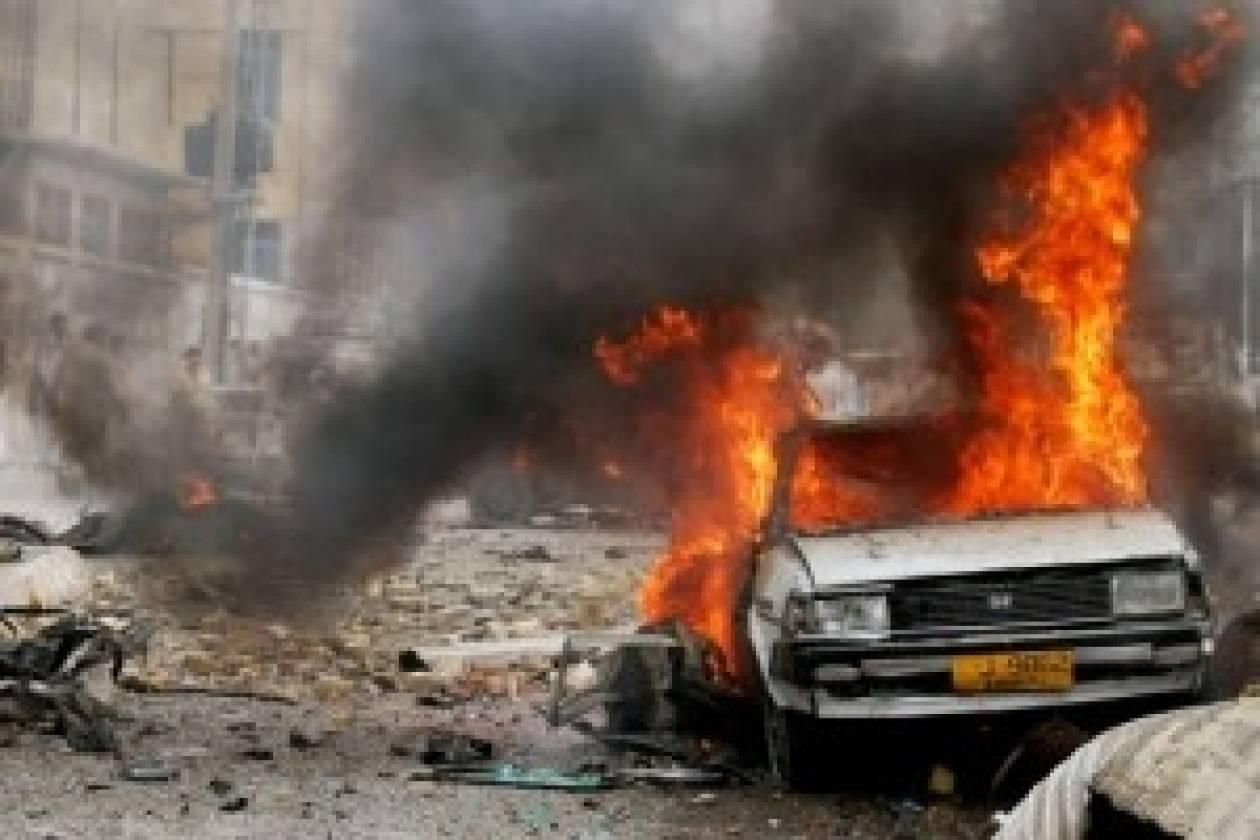 Πακιστάν: 13 νεκροί από επίθεση αυτοκτονίας στο Καράτσι