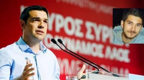 Γιος Παντελή Καψή: Golden boy του κομματικού σωλήνα ο Τσίπρας