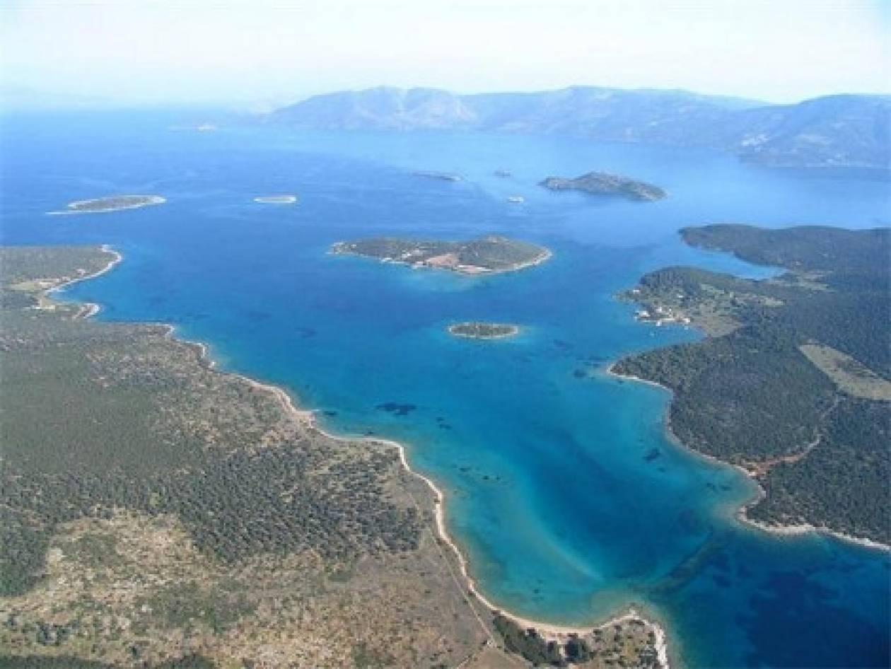 Πωλείται νησάκι απέναντι από το Σούνιο έναντι 35 εκατ. ευρώ!