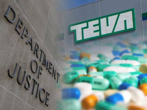 «Φύλλο και φτερό» κάνει την TEVA η αμερικανική δικαιοσύνη