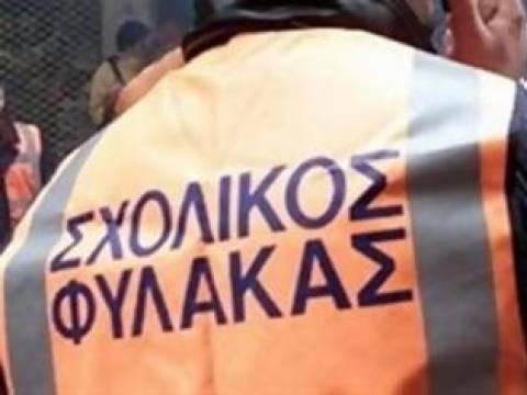 Με αυτοκινητοπομπή έρχονται σήμερα στην Αθήνα oι σχολικοί φύλακες
