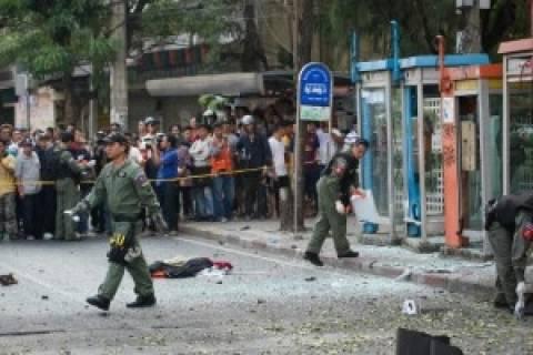 Ταϊλάνδη: Επέμβαση της αστυνομίας σε κατασκήνωση διαδηλωτών