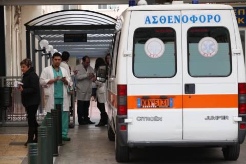 Στο νοσοκομείο παραμένουν εξαιτίας χρήσης ναρκωτικών οι δύο μαθήτριες