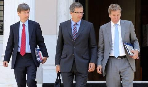 «Μετά το Eurogroup η τρόικα στην Αθήνα»