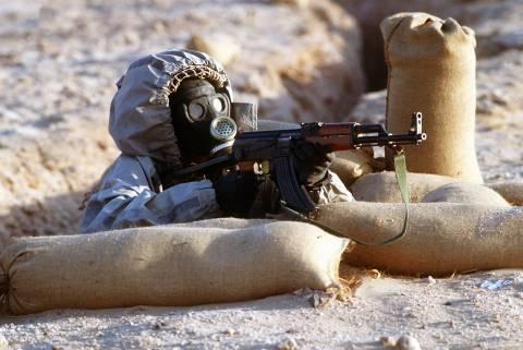 Οι Σύριοι καθυστερούν την καταστροφή των χημικών