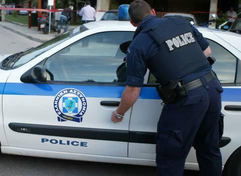 Αστυνομική επιχείρηση στο κέντρο της Αθήνας