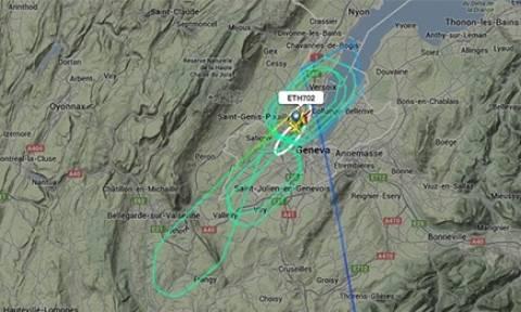 Συνελήφθη ο αεροπειρατής στη Γενεύη - Κλειστό το αεροδρόμιο(video)