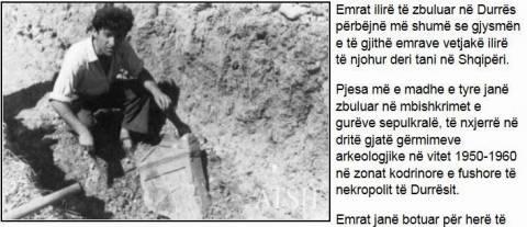 Τα Ιλλυρικά ονόματα των Αλβανών