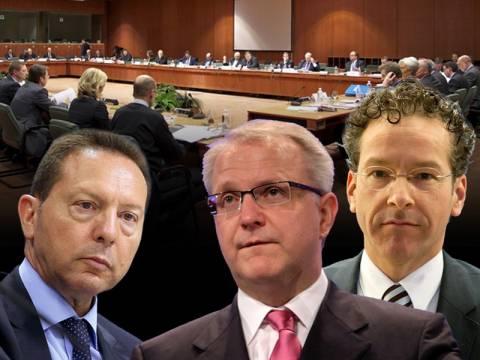 Eurogroup: Μέσα στην εβδομάδα επιστρέφει η Τρόικα