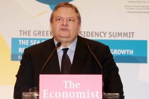 Βενιζέλος: Η Ελλάδα πρέπει να κάνει τη στροφή εξόδου από την κρίση
