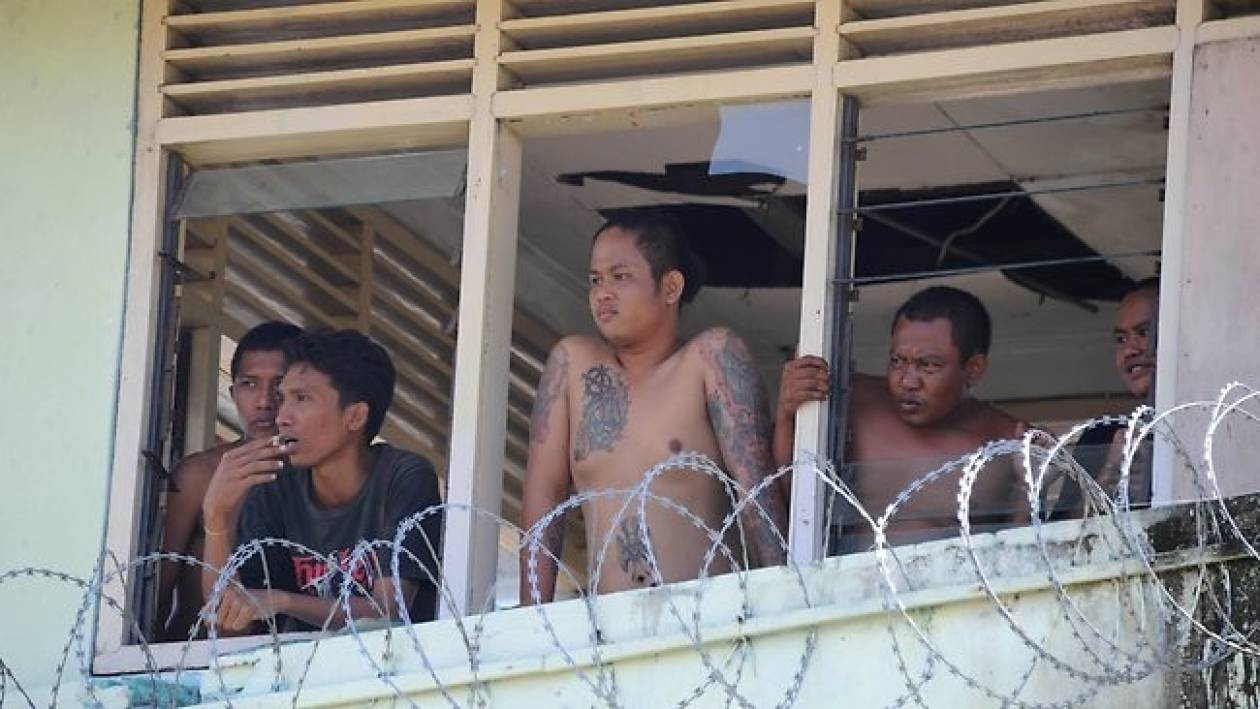 Εξέγερση σε κέντρο κράτησης μεταναστών στην Αυστραλία