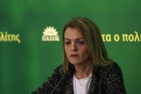 Εκτός ΠΑΣΟΚ η Μαριλένα Κοππά