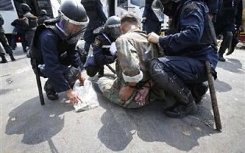 Ταϊλάνδη: Δύο νεκροί στα βίαια επεισόδια στη Μπανγκόκ