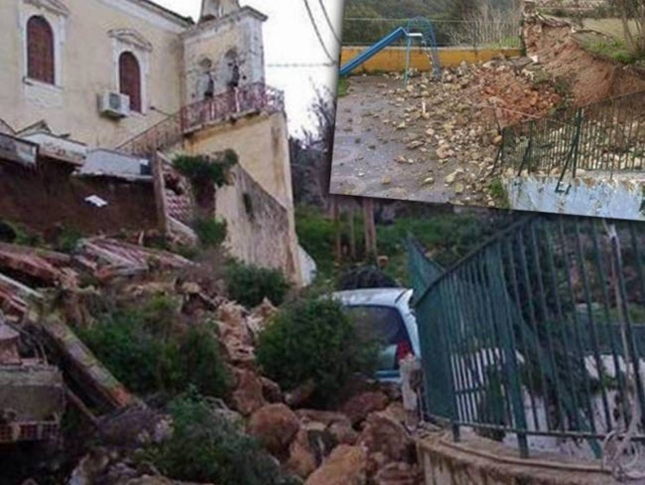 Kefalonia: 2.5 percent of buildings set for demolition