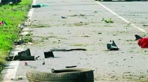 Ανατροπή κλούβας στην Κρήτη – Κυκλοφοριακό κομφούζιο