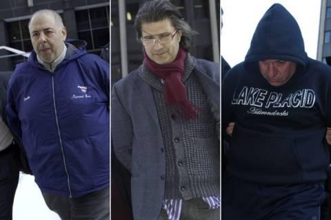 Ο Έλληνας «μαφιόζος» Χρ. Φασαράκης αντιμέτωπος με φυλάκιση 20 ετών
