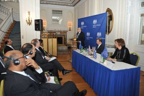 Ελληνοβρετανικό πρόγραμμα για τον έλεγχο της παράνομης μετανάστευσης