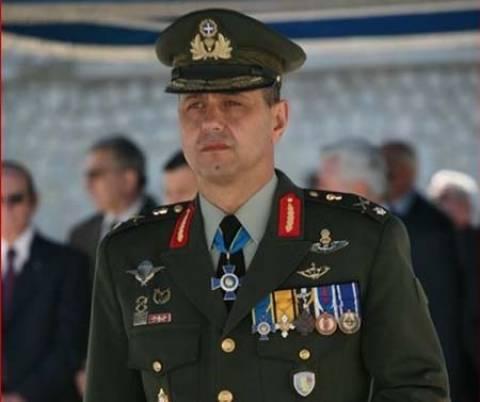 Νέος αρχηγός ΓΕΣ ο αντιστράτηγος Χρήστος Μανωλάς