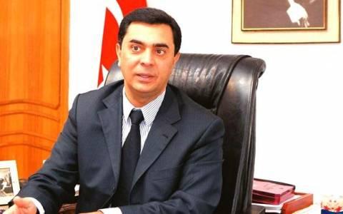 Αισιόδοξος για λύση του Κυπριακού ο «ΥΠ.ΕΞ.» του ψευδοκράτους