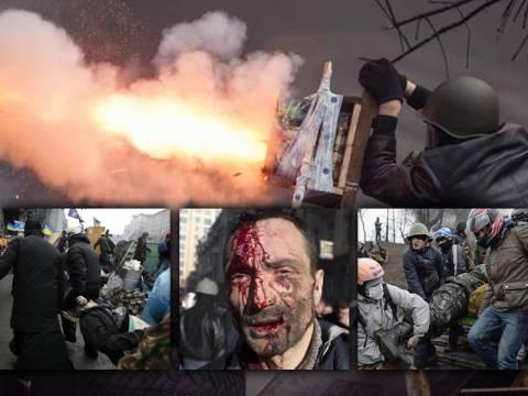 Πεθαίνοντας στην Ουκρανία...