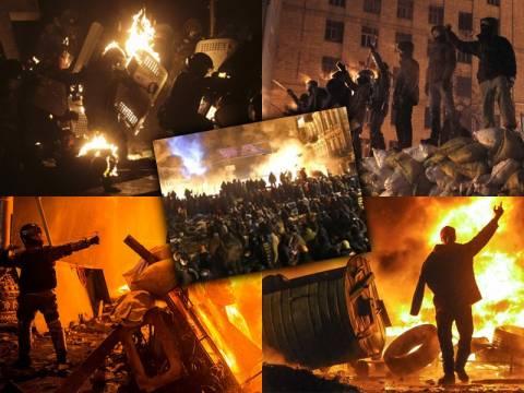 Μεγαλώνει ο «κύκλος του αίματος» στο Κίεβο (pics+vid)