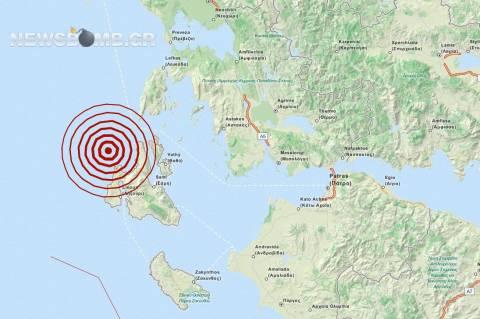 Ένας σεισμός... τρία διαφορετικά μεγέθη στην Κεφαλονιά
