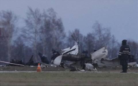 Συντριβή διασωστικού αεροσκάφους με 11 νεκρούς