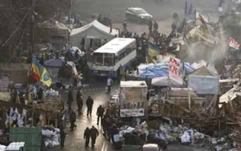 Πυροβολισμοί στο Κίεβο