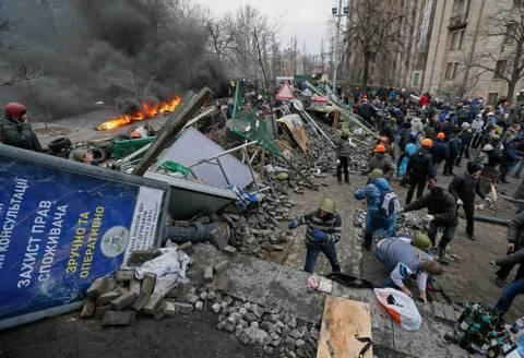 Ουκρανία: Οι Ευρωπαίοι χαιρέτισαν το «θάρρος» των αντιπάλων