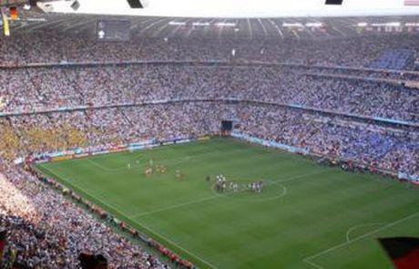 Allianz Arena World Cup