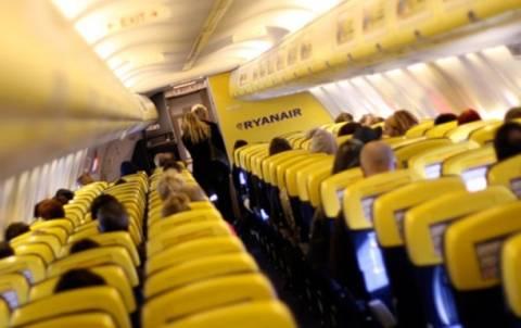 Ryanair:Δεν σχετιζόμαστε με τις προσλήψεις-ΓΣΕΕ:Να παρέμβει ο Βρούτσης