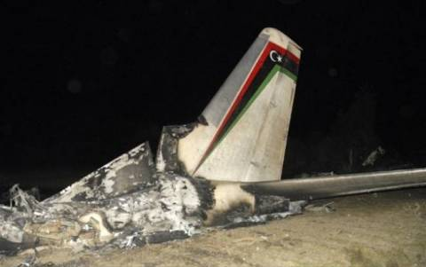 11 Dead in Tunisia plane crash