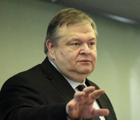 Βενιζέλος: Έτοιμη να βοηθήσει την Ουκρανία η ελληνική προεδρία