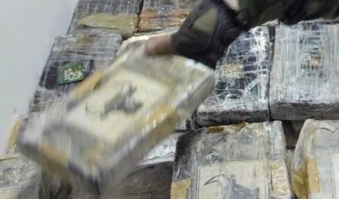 Είχαν κρύψει κοκαΐνη αξίας 237 εκατ. ευρώ σε λάστιχα για αγώνες ράλι
