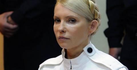 Διαψεύδει ο εκπρόσωπος της Τιμοσένκο την αποφυλάκισή της