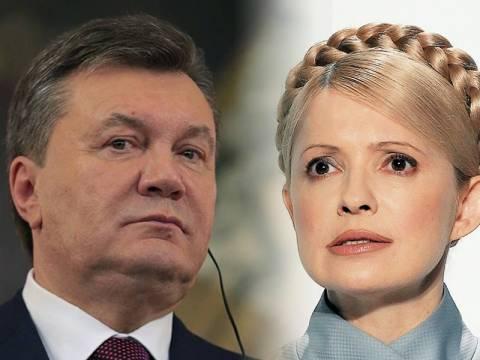 Γιανουκόβιτς: «Δεν παραιτούμαι» - Τιμοσένκο: «Έπεσε η δικτατορία»