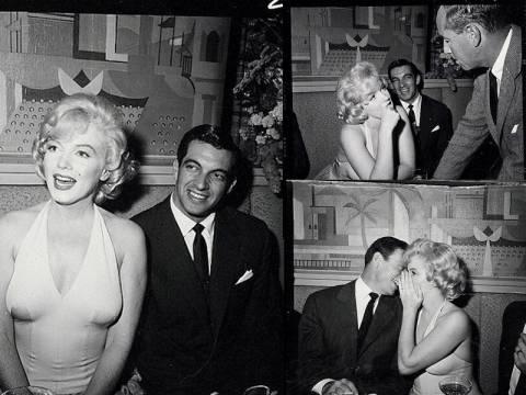 Σπάνιες φωτογραφίες της Marilyn από το 1960