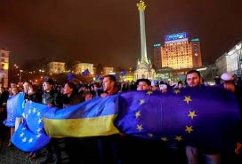 Ε.Ε.: Έτοιμη για εμπορική συμφωνία με την Ουκρανία