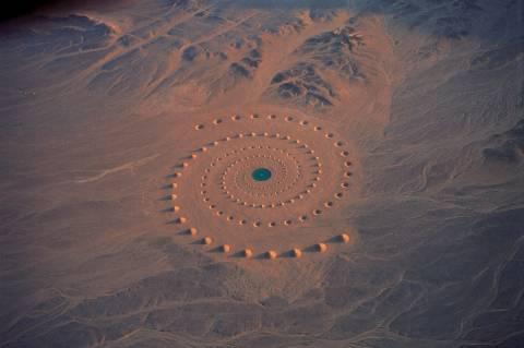 Εκπληκτική ελληνική κατασκευή στη μέση της Σαχάρας