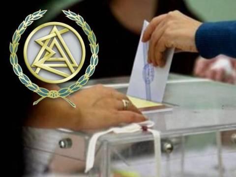 Ολοκληρώθηκε η πρώτη ημέρα των εκλογών στον ΔΣΑ