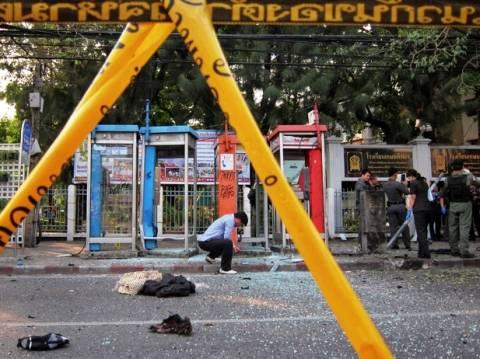 Ταϊλάνδη: Αιματηρή έκρηξη βόμβας σε πολυσύχναστη περιοχή της Μπανγκόκ