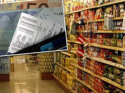 Νέες αλλαγές: Στο 50% θα μετράνε οι αποδείξεις των σούπερ-μάρκετ