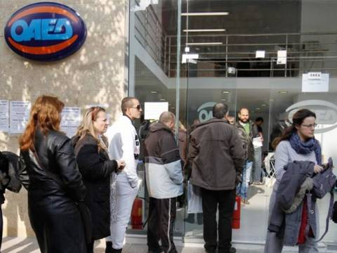 OAED: 10.000 new jobs for the unemployed