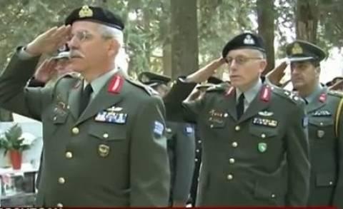 Αλεξανδρούπολη: Επιμνημόσυνη δέηση για πεσόντες αξιωματικούς (βίντεο)