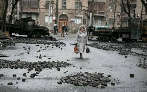 Ουκρανία: Αναζήτηση «διεθνών δωρητών» για τη στήριξη της χώρας