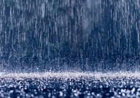 Rainy weather on Tuesday